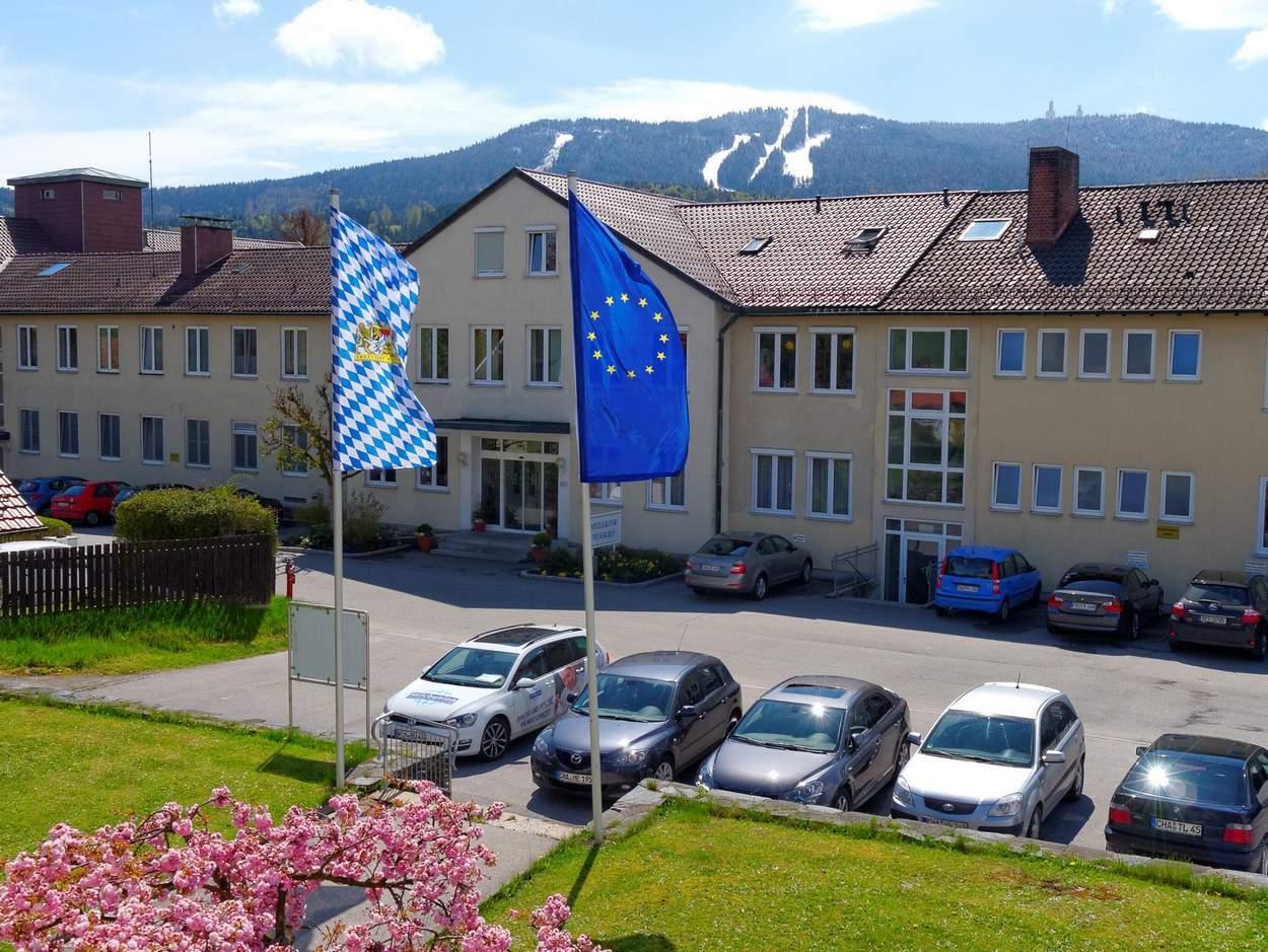 Spezialklinik Neukirchen Haus Rötz