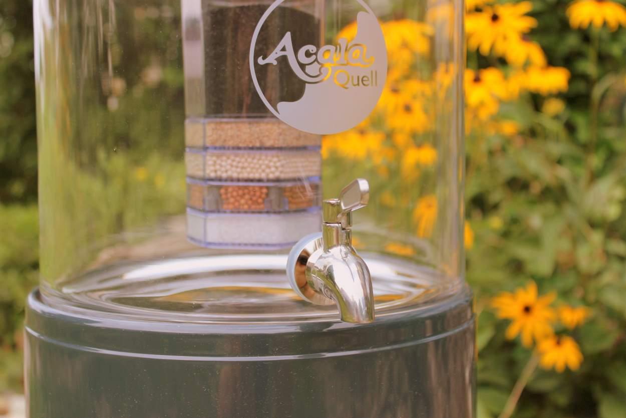 acalaquell-standwasserfilter-test